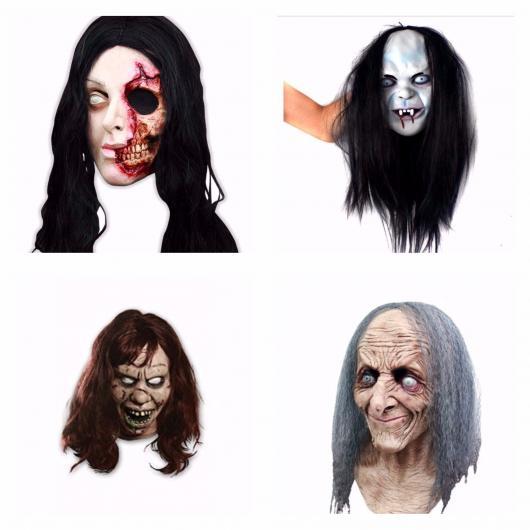 máscaras de terror bruxa