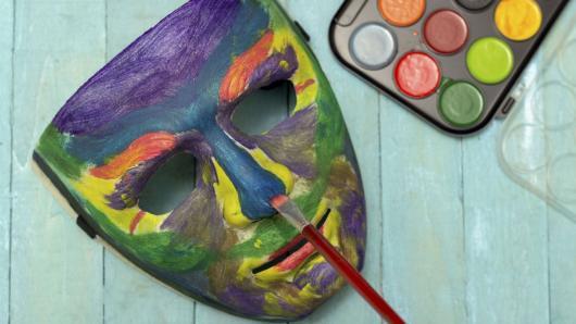 70 Máscaras De Papel Incríveis Ideias Dicas Como Fazer Em Casa