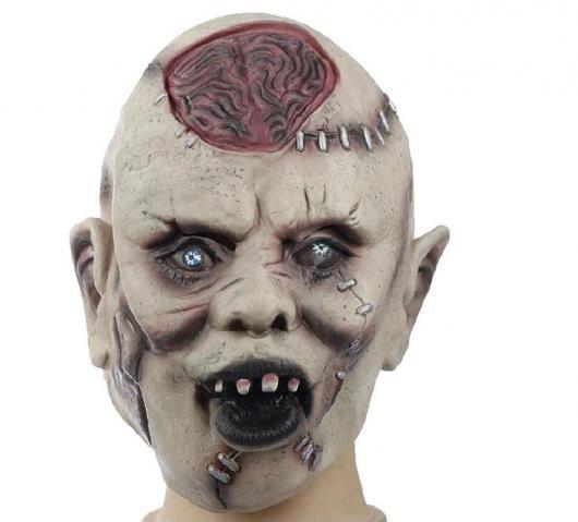 máscaras de terror