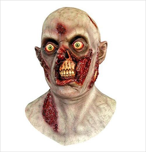 80 m scaras de terror assustadoras para halloween como