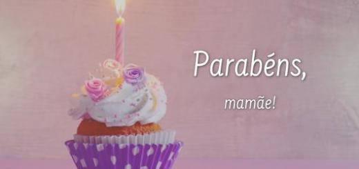 mensagens de aniversário para mãe