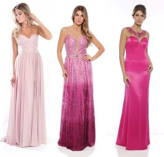 23c7c44b5 Vestido de Festa Longo – 70 Modelos Apaixonantes & Looks Incríveis!
