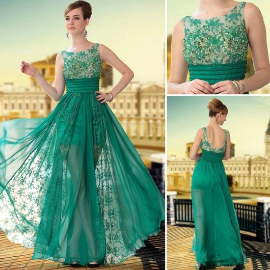 39a5d52e2 Vestido de Festa Longo – 70 Modelos Apaixonantes & Looks Incríveis!