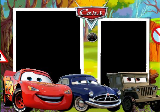 convites carros para imprimir