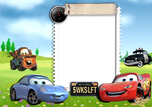 convites carros layout pronto