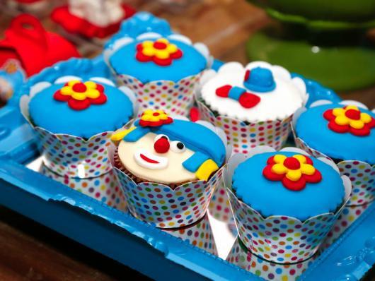 como escolher Cupcake Patati Patatá