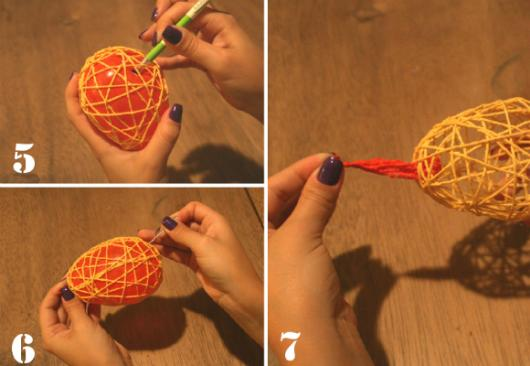 DIY decoração de páscoa simples e barata