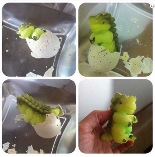 Lembrancinha Festa Dinossauro com ovinho
