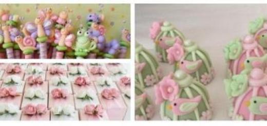 086811363 Lembrancinhas Jardim Encantado – 35 Modelos Lindos para Sua Festa!