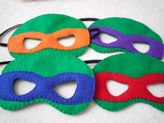 20 Lembrancinhas Tartarugas Ninja Incriveis Como Fazer De Jeito