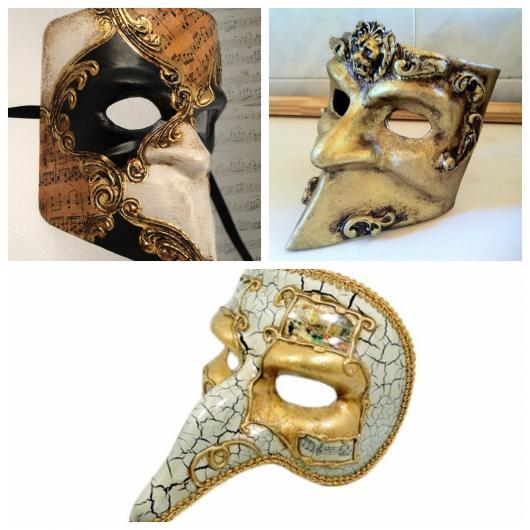 máscaras para homem
