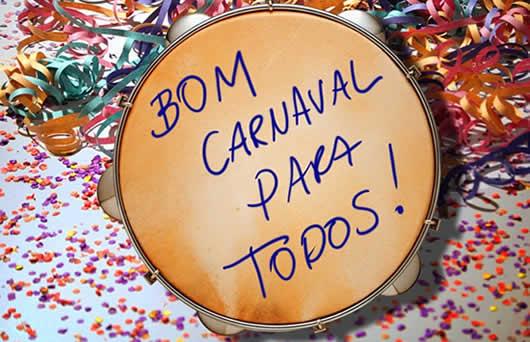 30 Mensagens De Carnaval Animadas Com Textos E Imagens
