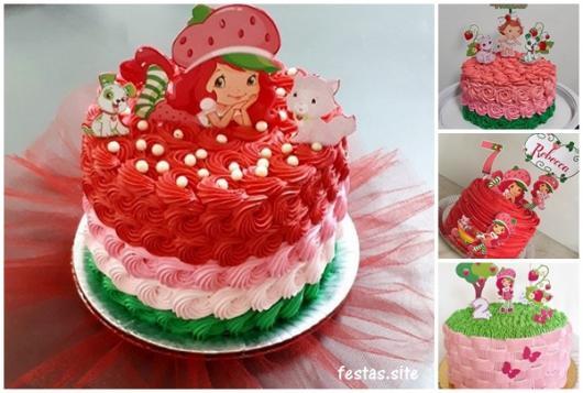 ideias para bolo redondo