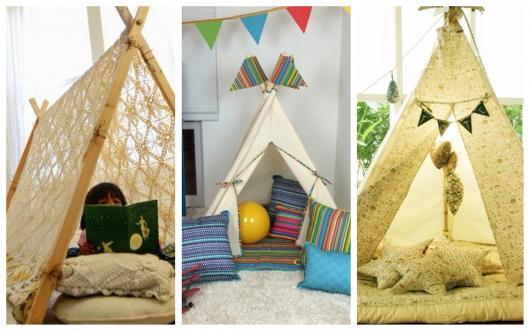 Cabanas em cor crua podem ser usadas tanto para meninos e meninas