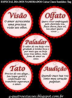 Caixa Dos 5 Sentidos Como Fazer Moldes 50 Ideias Românticas