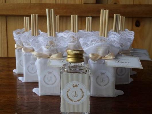 Como Fazer Lembrancinhas de Casamento perfume de ambiente
