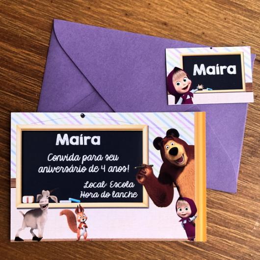 design convite
