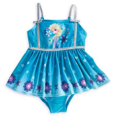 Fantasia da Frozen Elsa baby
