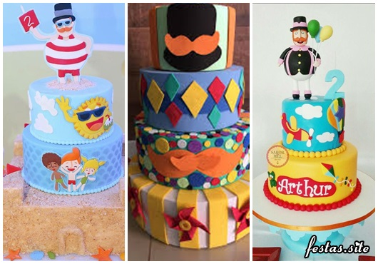 Festa Mundo Bita bolo