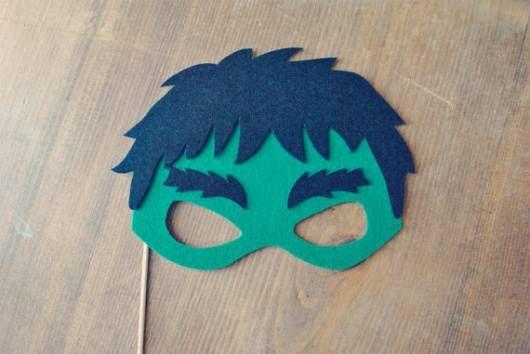 máscara de EVA