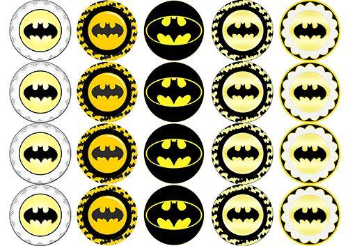 As 40 Lembrancinhas Do Batman Mais Criativas Para Os Convidados