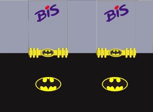 Fotos e Ideias de Lembrancinhas do Batman de biscuit kit festa