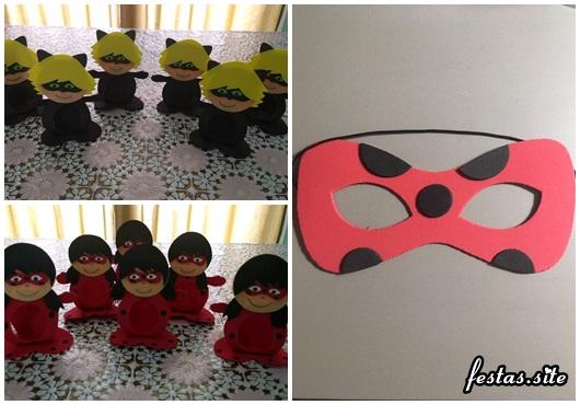Ideias de Lembrancinhas Ladybug biscuit