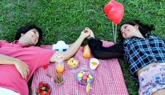 picnic romântico