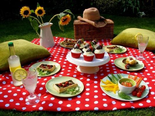 picnic a dois