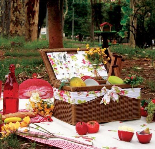 picnic casal