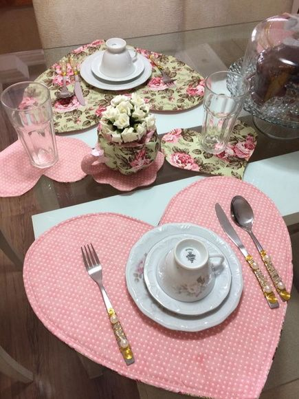 café da manhã mesa