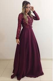 Vestido de Formatura Vermelho longo em tom bordo rodado