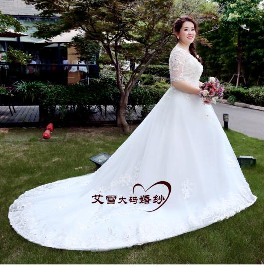 vestido de noiva simples para gordinhas