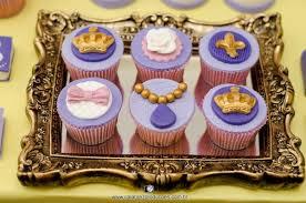 fotos de Cupcake Princesa Sofia