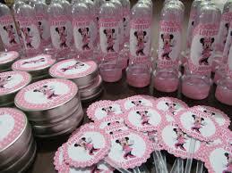 kit festa minnie com tubete rosa