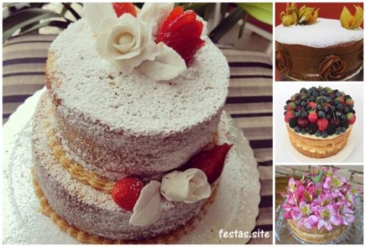 ideias para bolo decorado