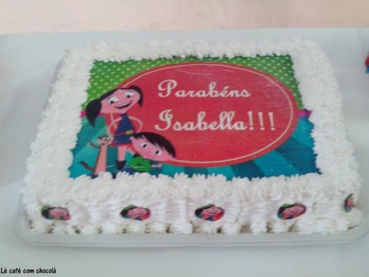 bolo personalizado