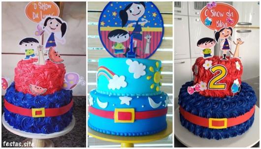 ideias bolos 2 andares