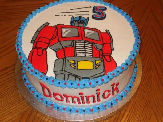 Bolo Transformers 40 Ideias Iradas Para Celebrar A Festa