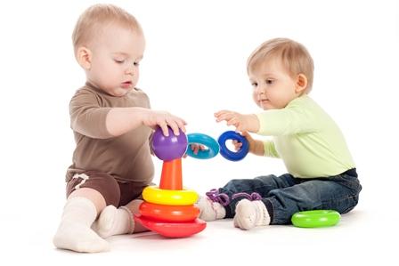 brinquedo primeira infância