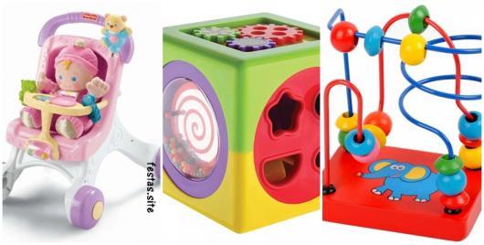 brinquedos menina 1 a 2 anos
