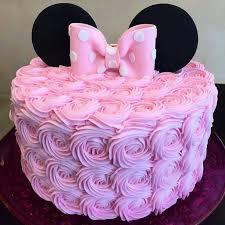 Como Fazer Bolo de Aniversário decorado com chantilly rosa