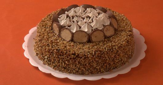 Como Fazer Bolo de Aniversário decorado com chocolate