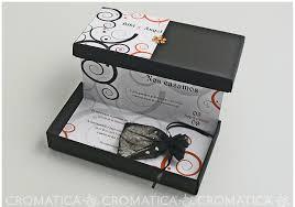 convites de noivado criativos em caixa personalizada