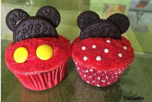 como decorar cupcake