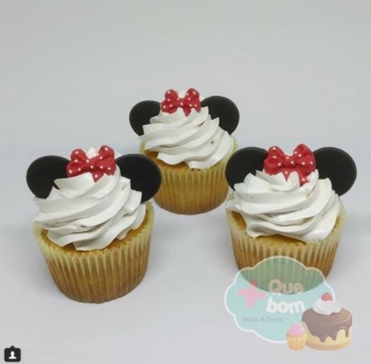 cupcake de chantilly