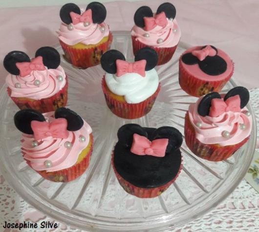 Minnie rosa