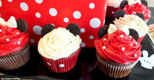 confeitos para decorar cupcake