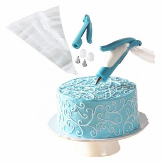 Cupcakes Decorados caneta decoradora