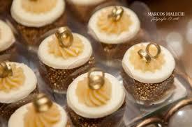 Doces para Casamento gourmetbrigadeiro decorado com aliança de chocolate